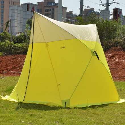 1 ... & Triangle Work Tent - Q-Yield Outdoor Gear Ltd.
